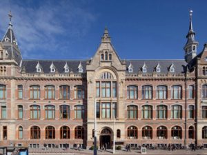 Conservatorium Hotel Amsterdam Accommodation Holland Outside