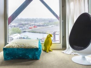 Faralda crane - bedroom hotel accommodation holland netherlands dmc dutchman