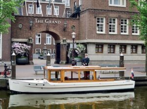 Sofitel Legend The Grand Hotel Amsterdam Holland The Netherlands The Dutchman Travelagent Travel concierge DMC Accommodation boat Paradis