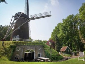 Windmill - de verrekijker hotel accommodation holland netherlands dmc dutchman