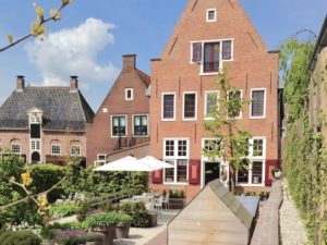 pakhuis - garden holland netherlands amsterdam hotel accommodation travelagent dmc dutchman
