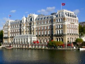 Amstel intercontinental 2 hotel accommodation amsterdam holland