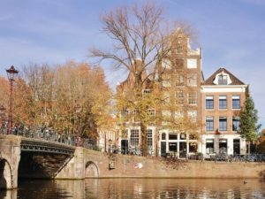 Canalhouse 58 - outside holland netherlands amsterdam hotel accommodation travelagent dmc dutchman