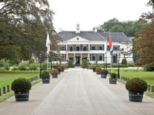 Engelenburg - front view holland netherlands hotel accommodation dmc