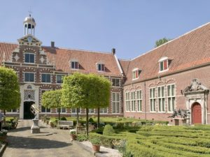 Frans hals museum garden To visit Holland The Netherlands DMC Travelagent Travel concierge The Dutchman 01
