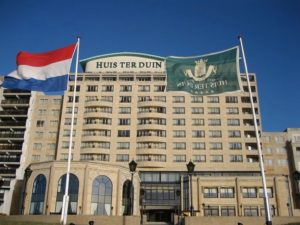 Grand Hotel Huis ter Duin outside hotel accommodation holland netherlands