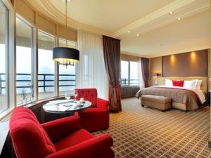 Grand Hotel Huis ter Duin suite hotel accommodation holland netherlands