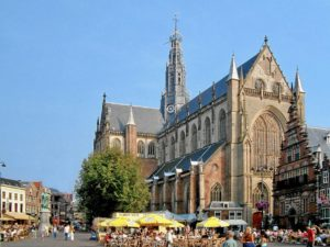 Haarlem Grote kerk Holland The Netherland The Dutchman DMC Travelagent Travel concierge