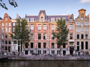 Hoxton - exterior amsterdam holland netherlands hotel accommodation dmc