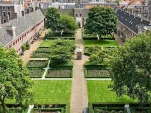 Inner courtyard Holland The Netherlands The Dutchman Travelagent Travel congierge DMC 01