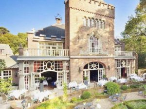 Kerckebosch - exterior castle holland netherlands hotel accommodation travelagent dmc dutchman