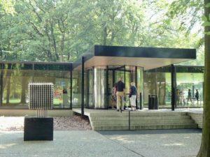 Kroller Muller entrance Museum The Dutchman DMC Travelagent 01
