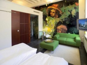 Kruisheren bedroom hotel accommodation holland netherlands