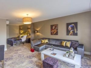 Luxury suites hotel accommodation amsterdam holland living