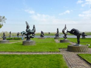 Nic Jonk sculpture garden Holland The Netherlands The Dutchman DMC Travelagent Travel concierge 01