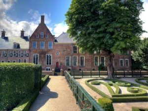 Prinsenhof entree hotel accommodation holland netherlands