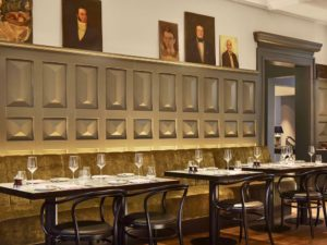 Pulitzer - Janz restaurant Holland Netherlands DMC Travelagent