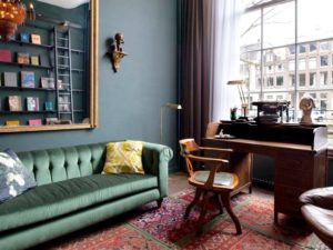 Pulitzer bar hotel accommodation amsterdam holland netherlands