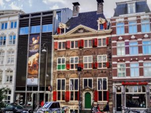 Rembrandt house To visit Museum Holland The Netherlands DMC Travelagent Travel concierge The Dutchman 01