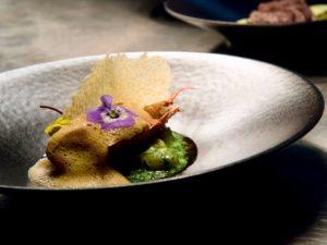 Restaurant C - lobster dish holland netherlands amsterdam travel agent dmc