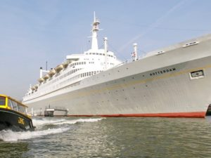 SS Rotterdam - exterior holland netherlands waterboats vacation travelagent dmc dutchman accommodation