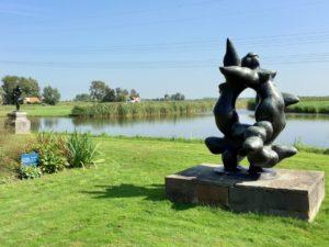 Sculpture garden Nic Jonk Holland Netherlands Travel agent DMC The Dutchman 01