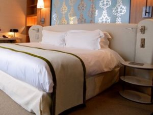 Softiel Legend The Grand Hotel Accommodation Amsterdam Holland Netherlands Bedroom
