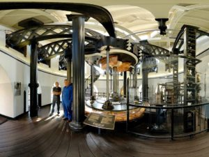 Steam pumping station cruquius inside Holland The Netherlands The Dutchman Travelagent Travel congierge DMC 02