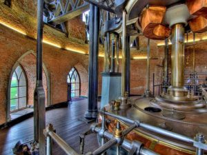 Steam pumping station cruquius inside Holland The Netherlands The Dutchman Travelagent Travel congierge DMC 03