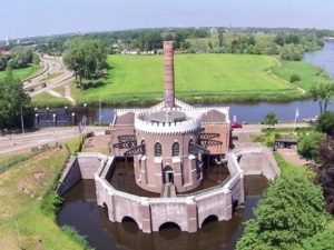 Steam pumping station cruquius outside Holland The Netherlands The Dutchman Travelagent Travel congierge DMC 01