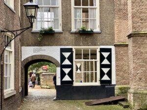 The Dutchman To visit Delft Prinsenhof Pieter de Hoogh IMG_5233