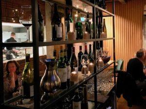 Restaurant The Lobby