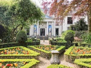 Van loon garden To visit Museum Holland The Netherlands DMC Travelagent Travel concierge The Dutchman 02