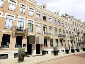 Vondel hotel - outside hotel accommodation amsterdam holland netherlands travelagent dmc dutchman