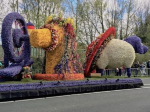 What's happening Flower Parade Holland Netherlands Dutchman Travelagent DMC