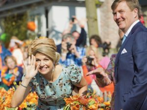What's happening Kingsday Koningsdag WA & maxima