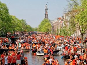 What's happening Koningsdag