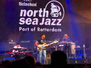 What's happening North sea jazz festival 2 2