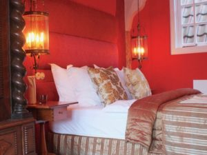 kamer 01 - red room hotel accommodation amsterdam holland netherlands travelagent dmc dutchman