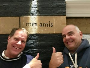 Mes ami Maastricht Restaurant The Dutchman Holland The Netherlands Travelagent Travel concierge DMC IMG_0080