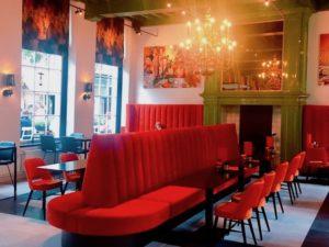 Venue West Indisch huis The Dutchman Travelagent Travelconcierge DMC wine bar Stuyvesant