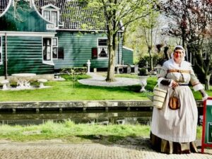 mayors mansion zaanse schans