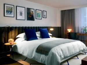 Kimpton De Witt Hotel The Dutchman Travel Agent DMC Holland The Netherlands Travel Concierge bedroom