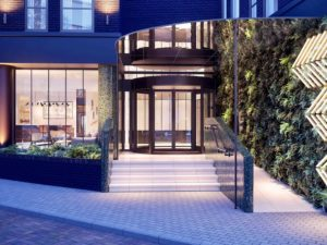 Kimpton entrance hotel amsterdam the netherlands the dutchman dmc travelagent travel concierge