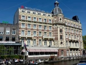 NH collection Doelen - outside The Dutchman Hotel Travel agent Travel concierge DMC DMC Holland DMC The Netherlands