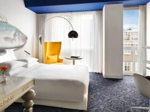 Andaz Amsterdam The Dutchman Travel agent Travel concierge DMC DMCHolland Room