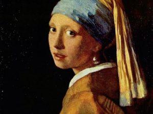 Johannes Vermeer pearl