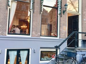 Private dinner Amsterdam La cuisine Ronde The Dutchman DMC Holland The Netherlands Travel concierge Travel agent