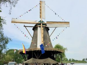 The Dutchman Traven concierge Travel Agent DMC Holland To visit De Vriendschap Weesp The Friendship IMG_2651