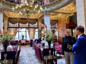 The Dutchman Travel agent Travel advisor To Stay Hotel Des Indes The Hague IMG_4944